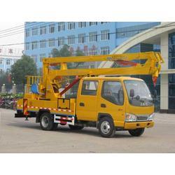 江淮14米高空作业车,折臂升降式高空作业车