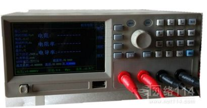FT-320 材料超低电阻及电阻率测试仪