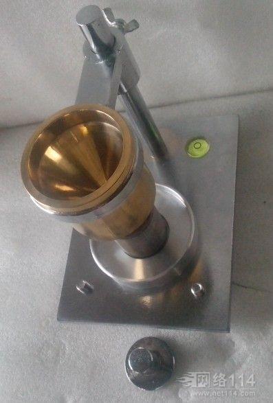 矿物质载体粉体流动测定仪