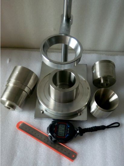 粉末和粉体流动性测试仪