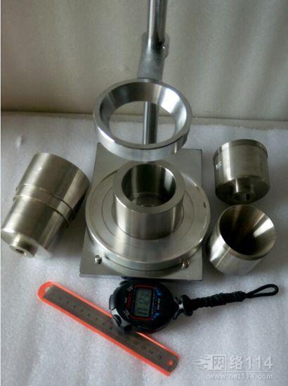 测量粉末流动角度 检测粉末流动性方法 散粒物料测定仪