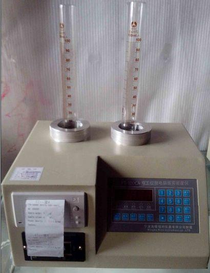 双工位微电脑型振实密度测定仪