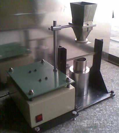 FT-109聚四氟乙烯树脂体积密度测试仪
