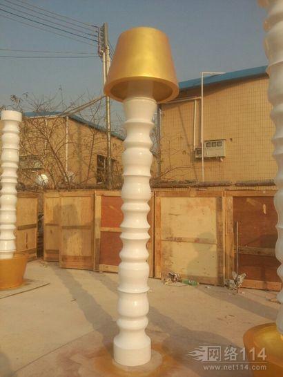 装饰玻璃钢造型柱