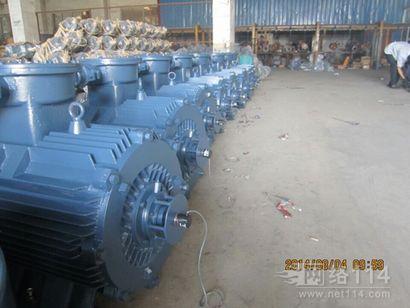电压为380V/660V/690V/的45千瓦2级防爆电动机