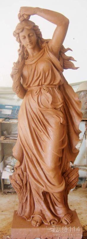 玻璃钢雕塑批发