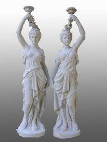 古希腊花盆少女玻璃钢雕塑查看原图(点击放大)