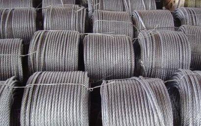 废旧钢丝绳回收厂家