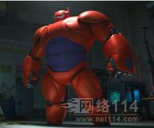 动漫人物雕塑|超能陆战队角色雕塑|动漫角色雕塑厂家