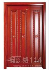 广州原木门