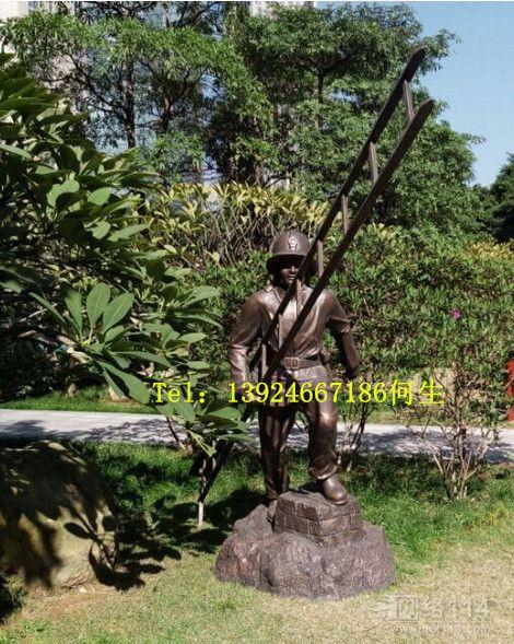 深圳主题人像雕塑