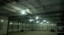千吨级排管冷藏库