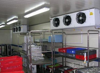 海南大型冷库安装