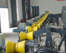 钢管输送辊轮