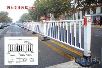 淮北市道路护栏