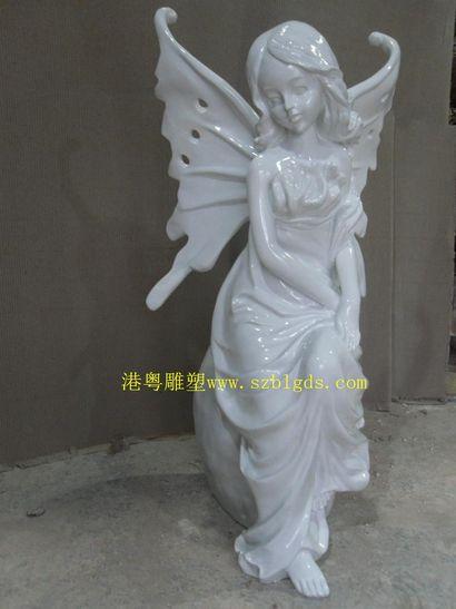 希腊神话人像雕塑定制(玻璃钢纤维人物雕塑)