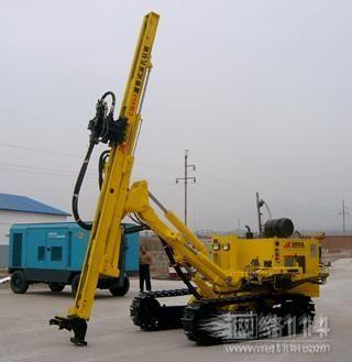 成都CM458全液压履带式多功能锚固管棚潜孔钻机