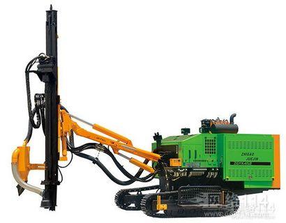 成都中凿ZGYX452一体式露天潜孔钻车