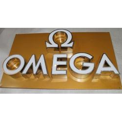 温州精品不锈钢发光字制作、温州帝诚广告有限公司专业生产加工。