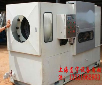 Oil casing necking machine necking machine, special thread necking machine necking machine