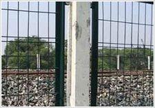 铁路防护网