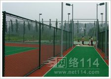 郑州篮球场围网