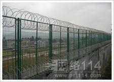 郑州监狱护栏网
