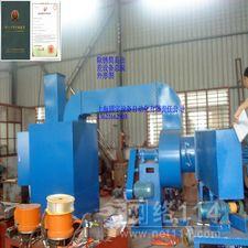 石油钢管除锈机,全自动除锈机,环保型除锈机