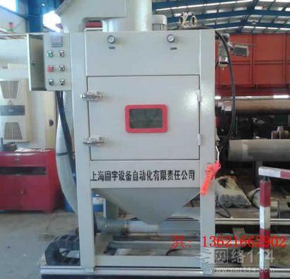 上海固宇钢管喷砂机价格