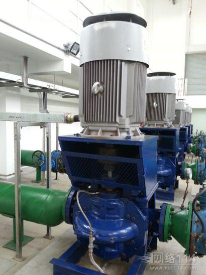 ITT水泵维修