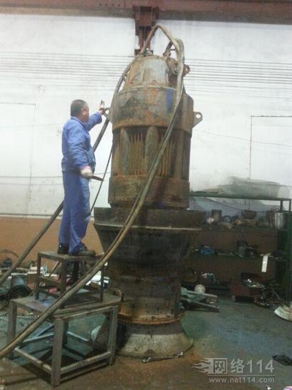 KSB水泵修理