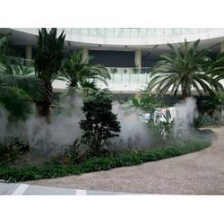 贵州贵阳毕节铜仁公园小区广场造雾造景系统