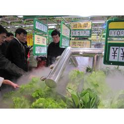 商场超市蔬菜水果鲜花喷雾加湿保鲜器