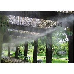 旅游景区度假村人造雾景观造雾设备
