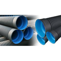 HDPE双壁波纹管,双壁波纹管,波纹管厂家,塑料检查井