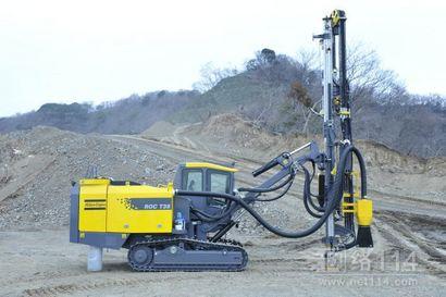 成都ROC T35M全液压钻机阿特拉斯科普柯全液压钻机