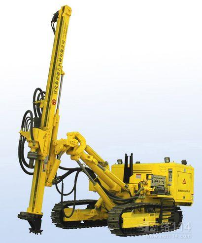 TY370GN履带式液压高风压潜孔钻性能参数成都贵阳昆明价格