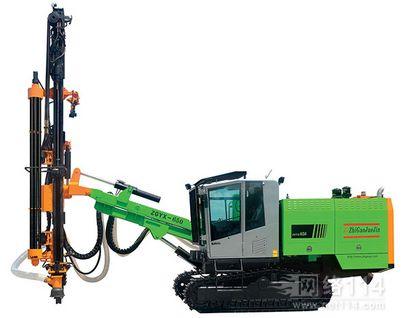 ZGYX-650全液压露天凿岩钻车
