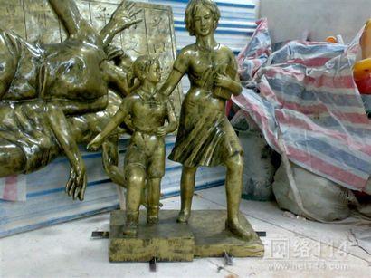 广州欧式人物雕塑