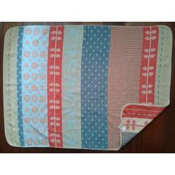 供应欧洲风格提花棉毯