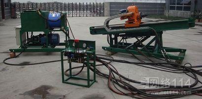 成都兰州YG70A全液压锚固跟管深孔钻机