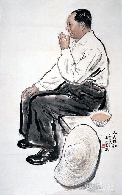 王西京作品收购的形成与发展起了极大的推动作用