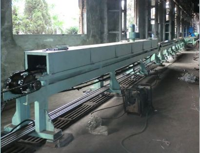 Steel pipe drying equipment Steel pipe drying equipment