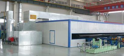 涂装烘干设备系统及技术参数