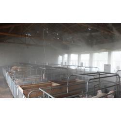 畜牧业养殖场喷雾降温消毒除臭设备