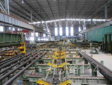 油管钢管自动喷漆生产线