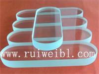 透光式耐高压水位计玻璃、管道液位视镜玻璃、高铝硅玻璃视镜
