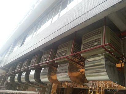 柳州商场新风机 柳州新风换气机 柳州水帘空调 柳州负压风机
