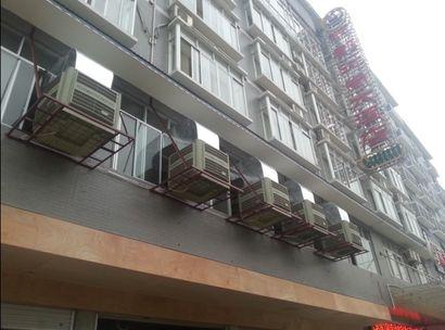Guangxi Liuzhou Workshop Fan Fan Liuzhou Ventilation Cooling Project Liuzhou Negative Pressure Fan