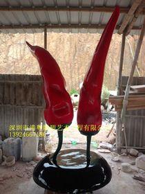 巨型红辣椒玻璃钢雕塑查看原图(点击放大)